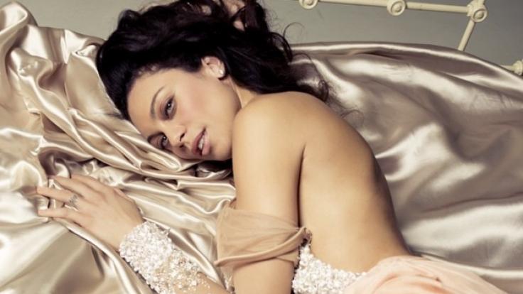 So sexy zeigt sich Lilly Becker nicht nur für ihren Mann Boris.