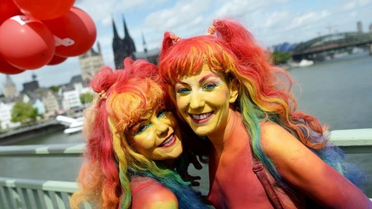 Manche Reiseziele sind für Homosexuelle besonders attraktiv. (Foto)