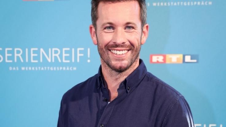 Der Schauspieler Jan Hartmann schwingt 2019 das Tanzbein in der RTL-Show