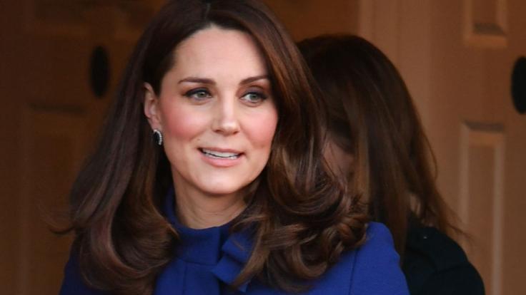 Kate Middleton steht eine emotionale Woche bevor.