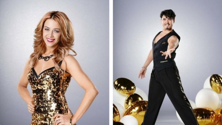 Oana Nechiti und Erich Klann sind in der neuen Staffel