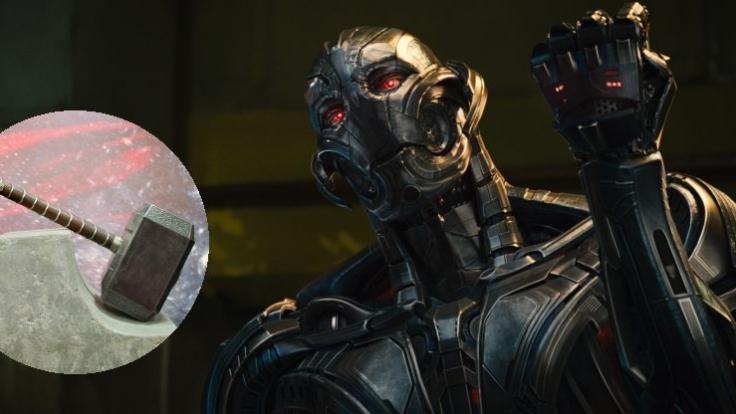 """Schauspieler und Hollywood-Größe James Spader verkörpert mittels Performance Capturing """"Bösewicht"""" Ultron. (Foto)"""
