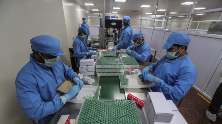Könnte unser Impfstoff gegen die Corona-Mutationen bald unwirksam sein? (Foto)