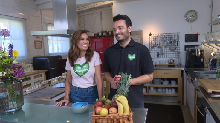 """Jana Ina und Giovanni Zarrella sind Unterstützer der Initiative """"Tierisch engagiert"""" von """"Fressnapf"""" (Foto)"""