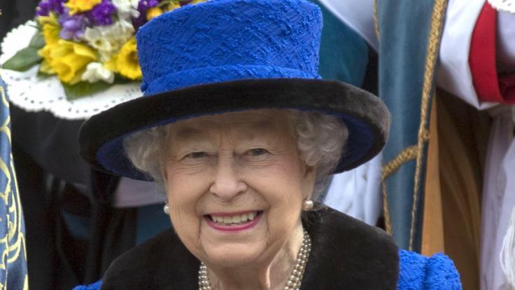 Lord Ivar Mountbatten, der Cousin von Queen Elizabeth II., hat sich als erstes Mitglied des britischen Königshauses als schwul geoutet. (Foto)