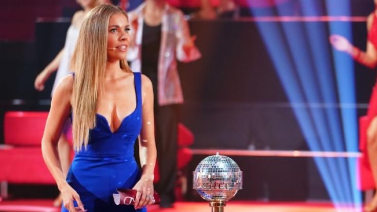 """Victoria Swarovski zog die Blicke mit ihrem """"Let's Dance""""-Outfit auf sich. (Foto)"""