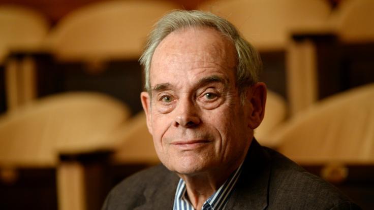 Der Dramatiker Horst Pillau wurde 88 Jahre alt. (Foto)