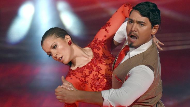 """""""Let's Dance"""" muss warten: Profitänzer Erich Klann bleibt dem Tanzparkett in Staffel 14 fern. (Foto)"""