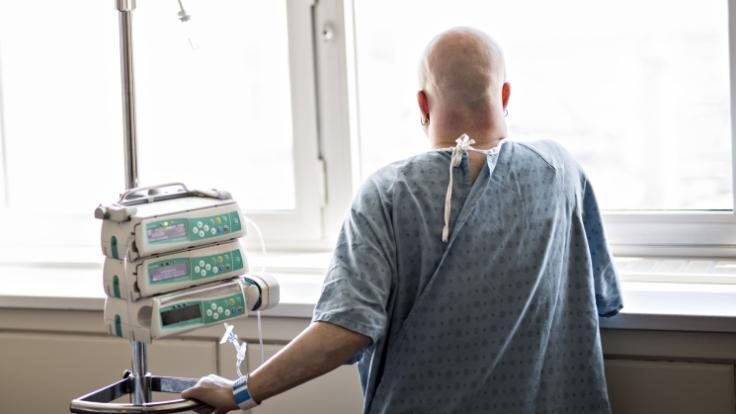 Ein 20-jähriger Krebspatient wurde mit Abführmitteln abgespeist. (Foto)