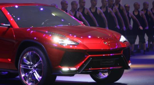 Die besten Bilder zu Volkswagen auf der Peking Motor Show: Kraftprotz AG (Foto)