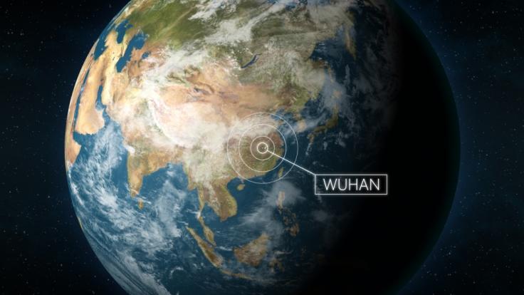 Der Wuhan-Journalist war fast zwei Jahre spurlos verschwunden. (Foto)