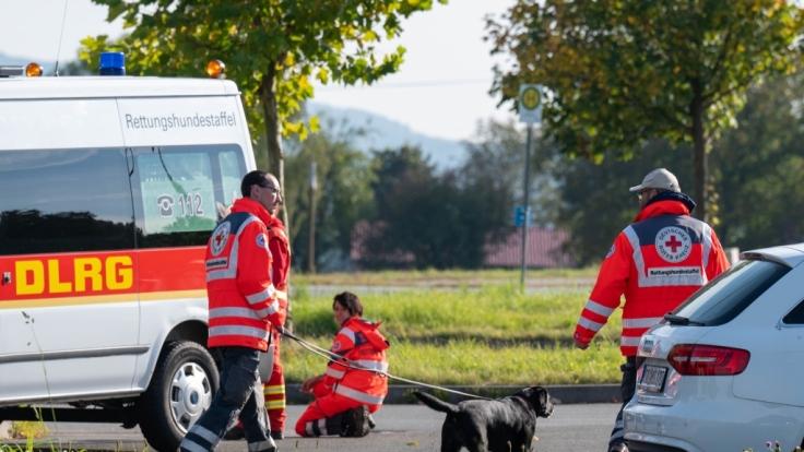 Das bei einer Wanderung am tschechischen Berg Cerchov verschwundene achtjährige Mädchen ist nach einem aufwändigen Sucheinsatz gefunden worden. (Foto)