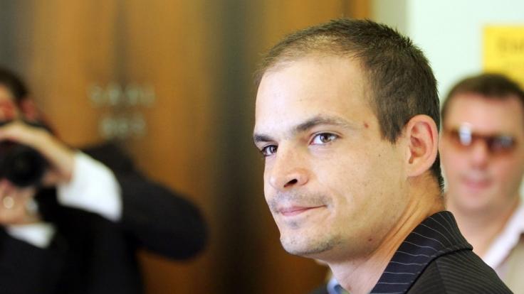 Auf Facebook hetzte Ben Tewaag gegen seine Mutter Uschi Glas. (Foto)