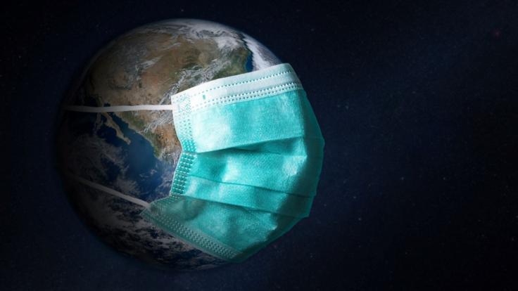 Experten sind sicher: Die Coronakrise wird eine neue Weltordnung zur Folge haben. (Foto)