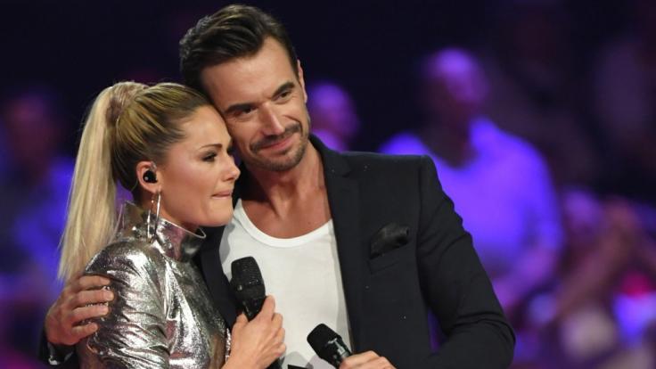 Helene Fischer und Florian Silbereisen sind nach zehn Jahren Beziehung kein Liebespaar mehr. (Foto)