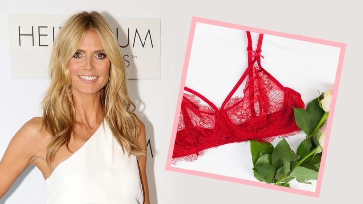 Sexy Post: Heidi Klum zeigt ihre Schmuckstücke bei Instagram. (Foto)