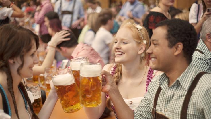 Oktoberfest abgesagt! Hier können Besucher trotzdem feiern