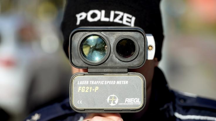 Heute findet in einigen deutschen Bundesländern ein Blitzmarathon statt.