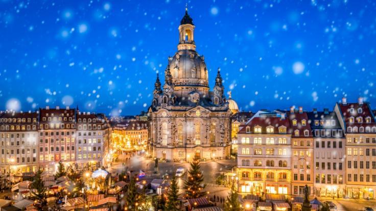 Wo gibt's die schönsten Weihnachtsmärkte Deutschlands? Wir verraten es Ihnen!