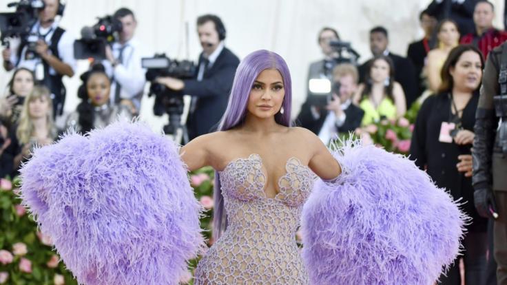 Kylie Jenner stiehltHailey Bieber die Show (Foto)