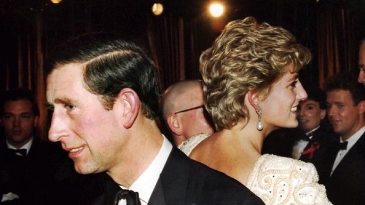 Prinz Charles und Prinzessin Diana machten in den letzten Jahren ihrer 1981 geschlossenen Ehe in der Öffentlichkeit gute Miene zum bösen Spiel.