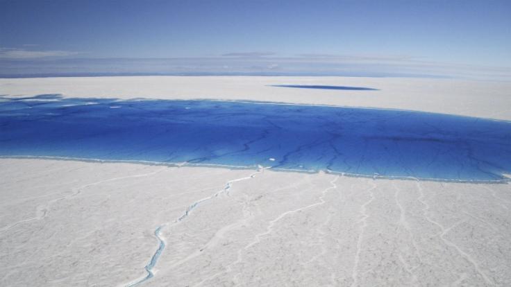 Unsere Erde aus dem All bei MDR (Foto)