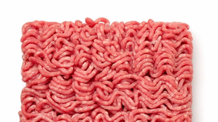 In den USA wurden mehr als 20.000 Kilo Hackfleisch zurückgerufen. (Foto)
