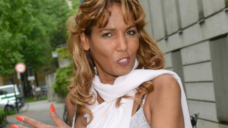 Nadja Abd el Farrag will nicht nach Mallorca ziehen.