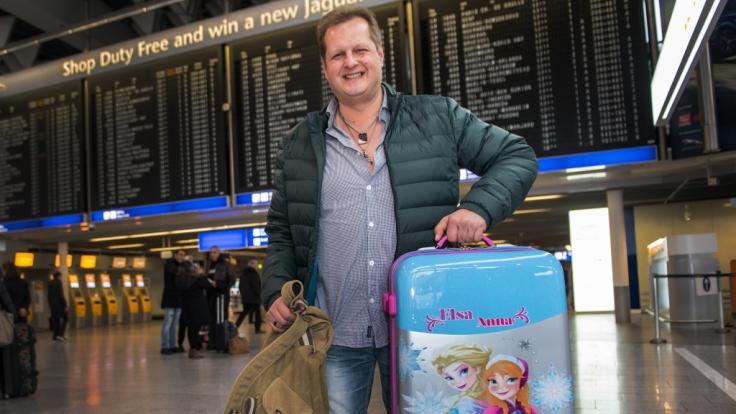Jens Büchner hat einen neuen Song im Gepäck. (Foto)
