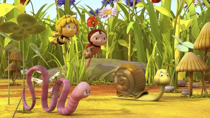 Die Biene Maja bei ZDF (Foto)