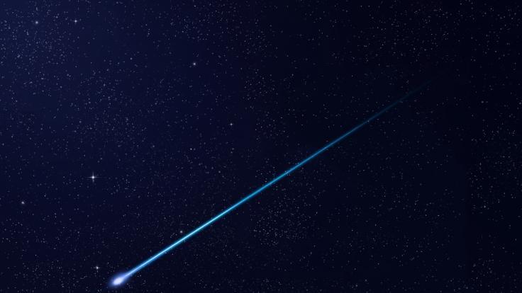Die Geminiden könnten im Dezember für einen wahren Sternschnuppenregen sorgen. (Foto)