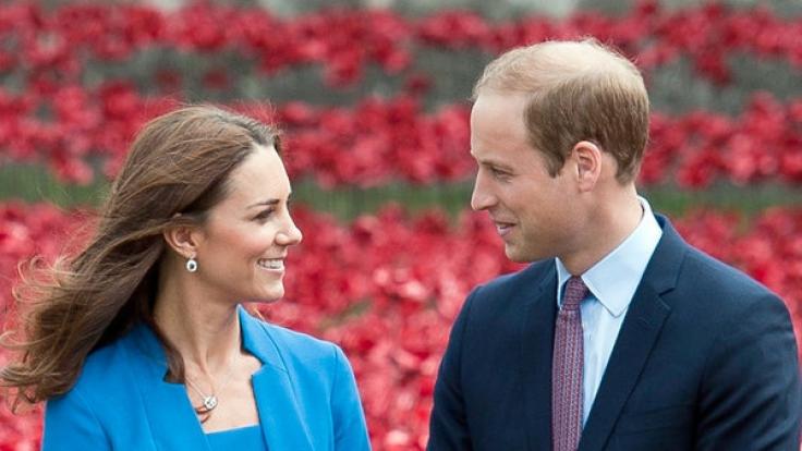 Knoblauch ist im britischen Königshaus streng verboten.