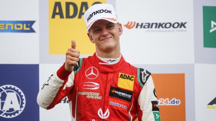 Schafft es Mick Schumacher zum Titel in der Formel 3? (Foto)