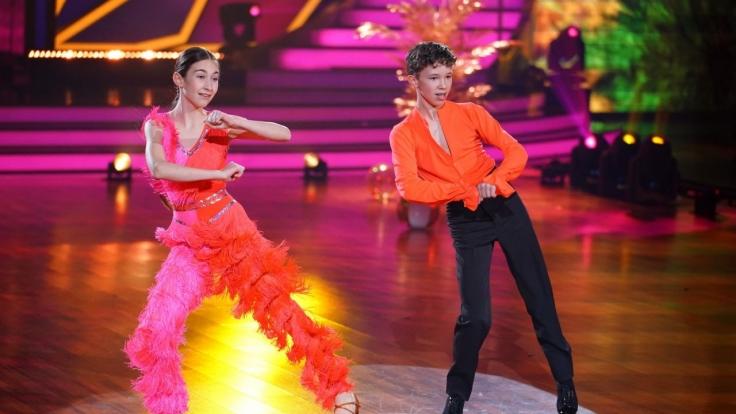 Let's Dance Kids bei RTL (Foto)