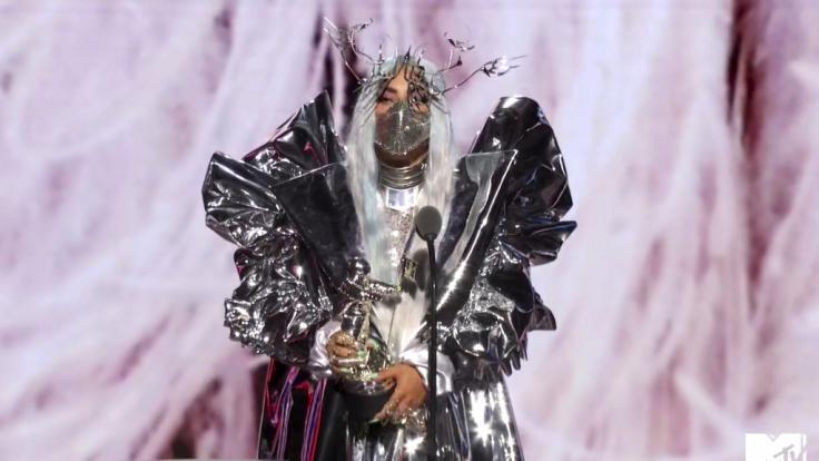 Lady Gaga hat fünf Preise bei den VMAs gewonnen.