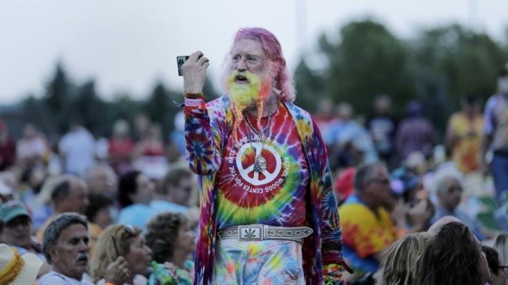 Woodstock: Ein Festival feiert 50. Geburtstag