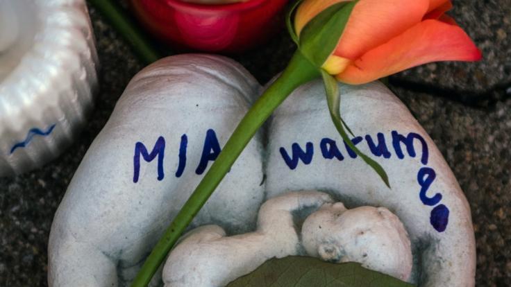 Im Prozess um den Mord an der 15-jährigen Mia aus Kandel wird am Montag das Urteil erwartet. (Foto)