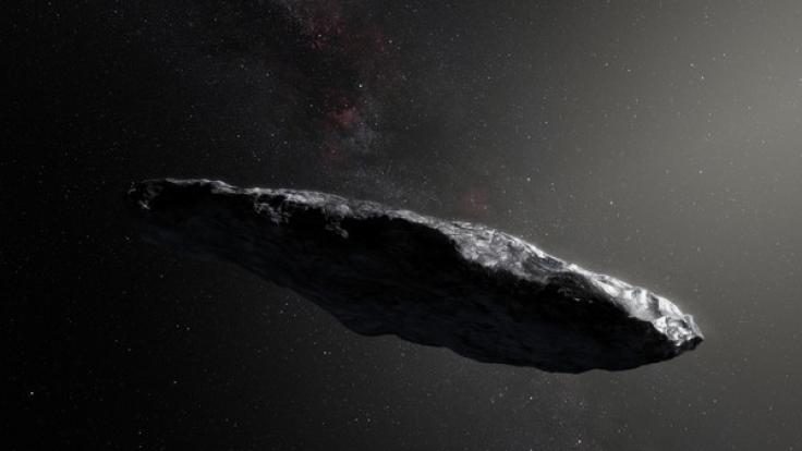 """""""Oumuamua"""" wurde am 19. Oktober entdeckt. (Foto)"""