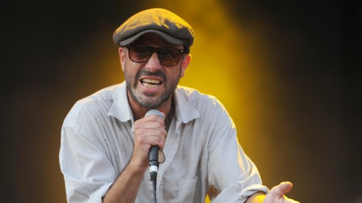 Jan Plewka ist Sänger der Band Selig. (Foto)
