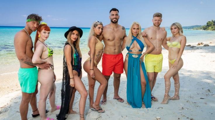 Ex on the Beach bei RTL (Foto)