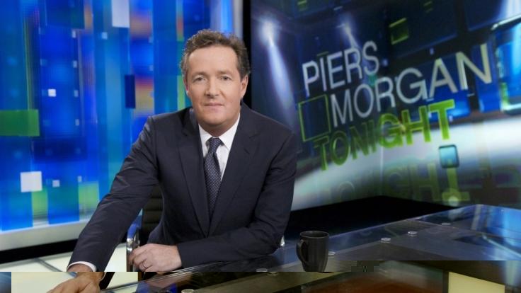 Der britische TV-Moderator wirft nach einem Streit über Meghan Markle das Handtuch. (Foto)