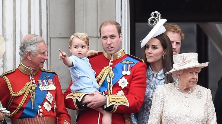 Was der Unterhalt der britischen Monarchie tatsächlich kostet, listet der offizielle Finanzreport des Buckingham Palace jedes Jahr erneut auf. (Foto)