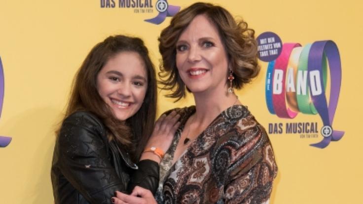 Bei Daniela Büchner und ihrer Familie geht es selten normal zu. (Foto)