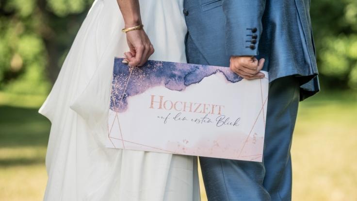"""Bei """"Hochzeit auf den ersten Blick"""" verläuft nicht immer alles nach Plan. (Foto)"""