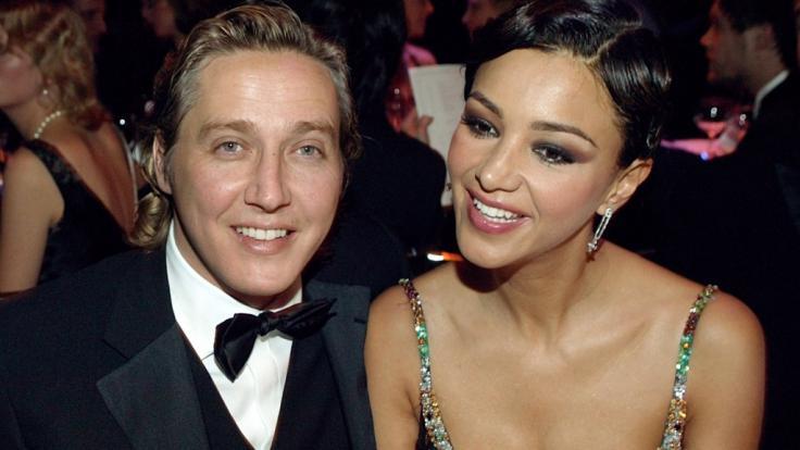 Verona Pooth ist seit 18 Jahren mit Franjo Pooth zusammen. 2004 heiratete das Paar.