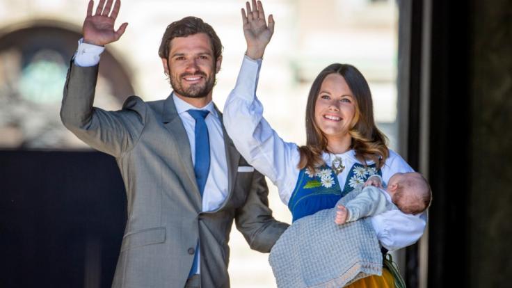Prinz Carl Philip von Schweden und Prinzessin Sofia von Schweden mussten auf dem Weg zum Familienglück einige Hürden überwinden. (Foto)
