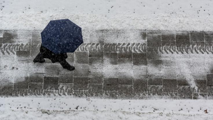 Die aktuelle Wetter-Lage in Deutschland bei news.de. (Foto)