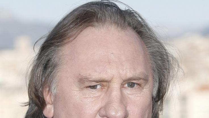 Gérard Depardieu: Frauen, Alkohol - und eine Kindheit auf dem Strich. (Foto)