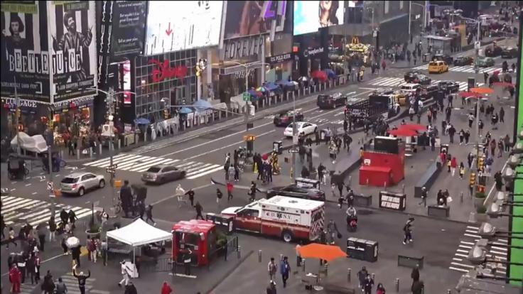 Am Samstagnachmittag wurden drei Menschen bei einer Schießerei verletzt. (Foto)