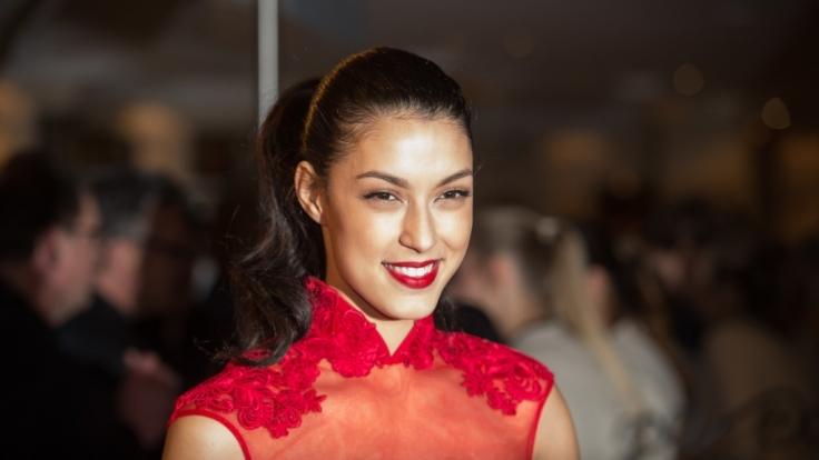 Rebecca Mir: Model, Moderatorin, Multitalent. (Foto)